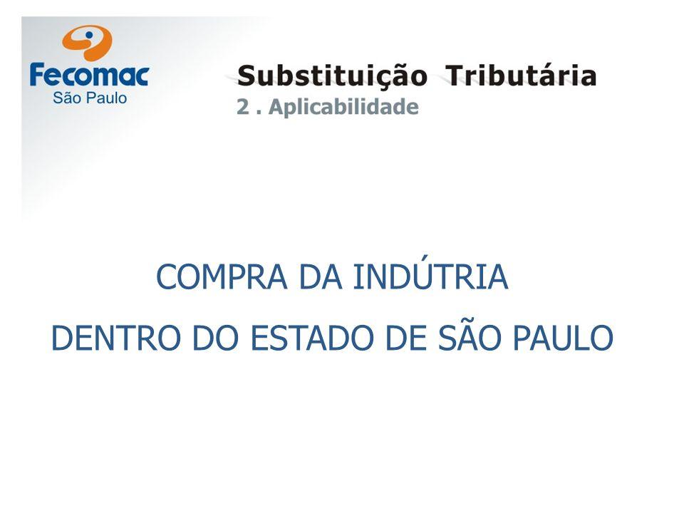 DENTRO DO ESTADO DE SÃO PAULO