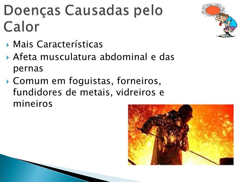 Doenças Causadas pelo Calor