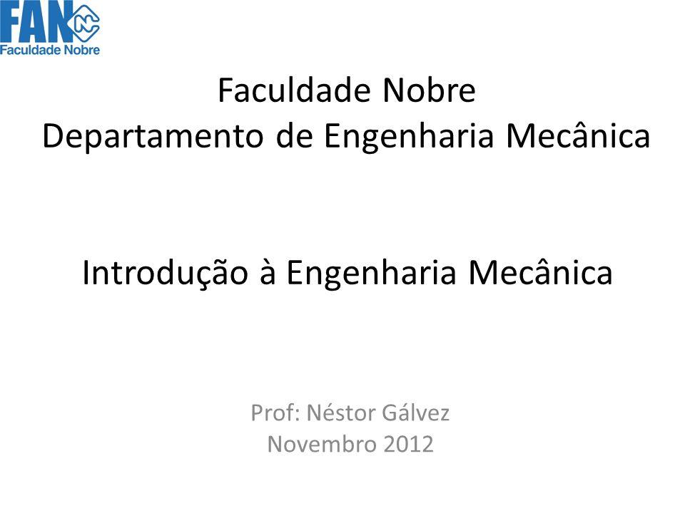 Introdução à Engenharia Mecânica