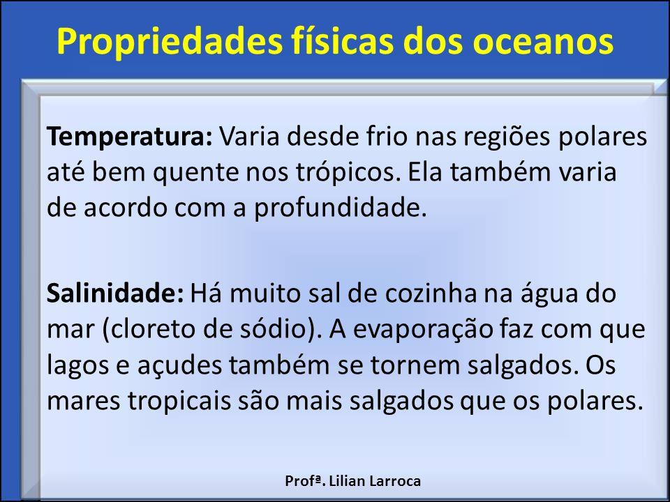 Propriedades físicas dos oceanos