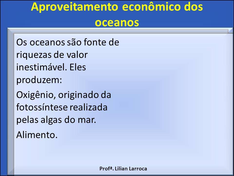 Aproveitamento econômico dos oceanos
