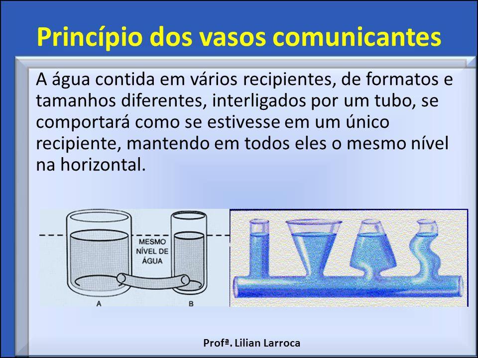 Princípio dos vasos comunicantes