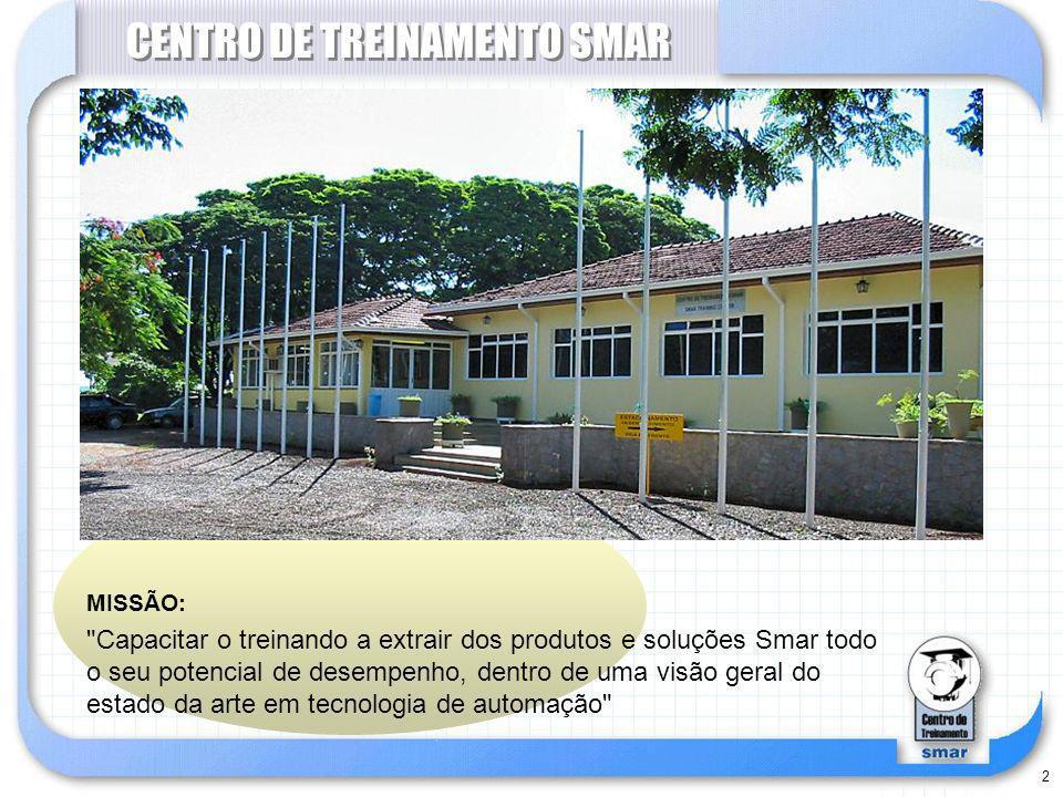 CENTRO DE TREINAMENTO SMAR