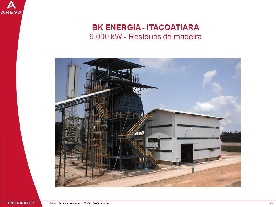BK ENERGIA - ITACOATIARA