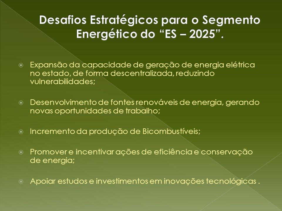 Desafios Estratégicos para o Segmento Energético do ES – 2025 .