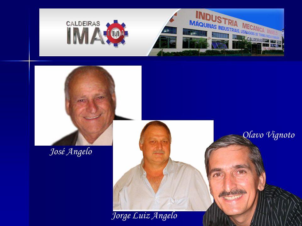Olavo Vignoto José Angelo Jorge Luiz Angelo