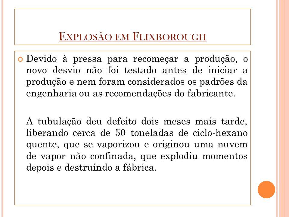 Explosão em Flixborough