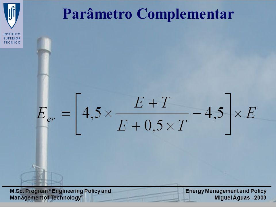 Parâmetro Complementar