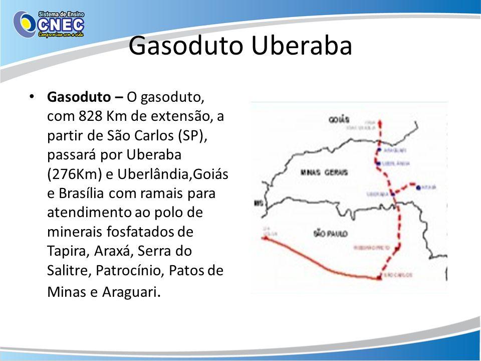 Gasoduto Uberaba