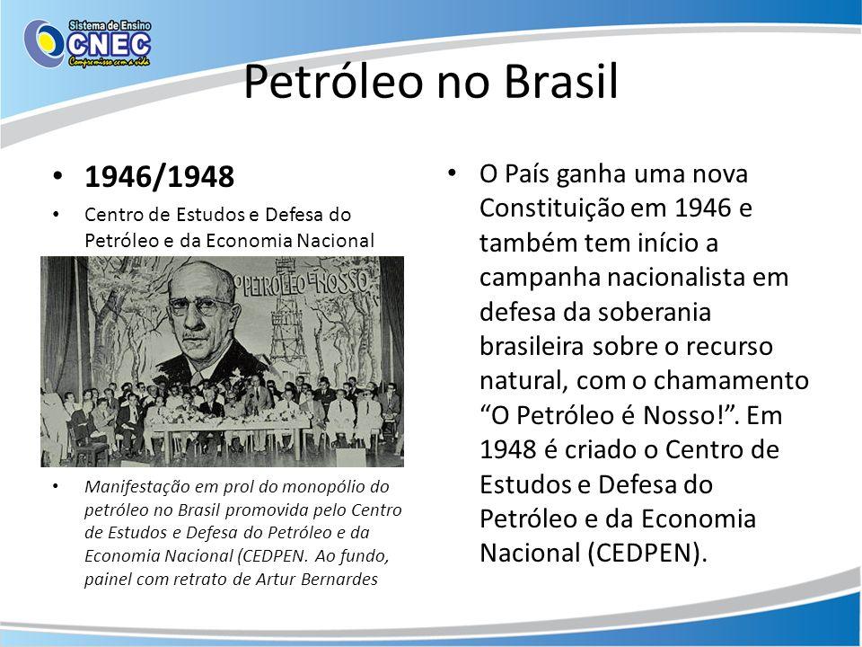 Petróleo no Brasil 1946/1948. Centro de Estudos e Defesa do Petróleo e da Economia Nacional.