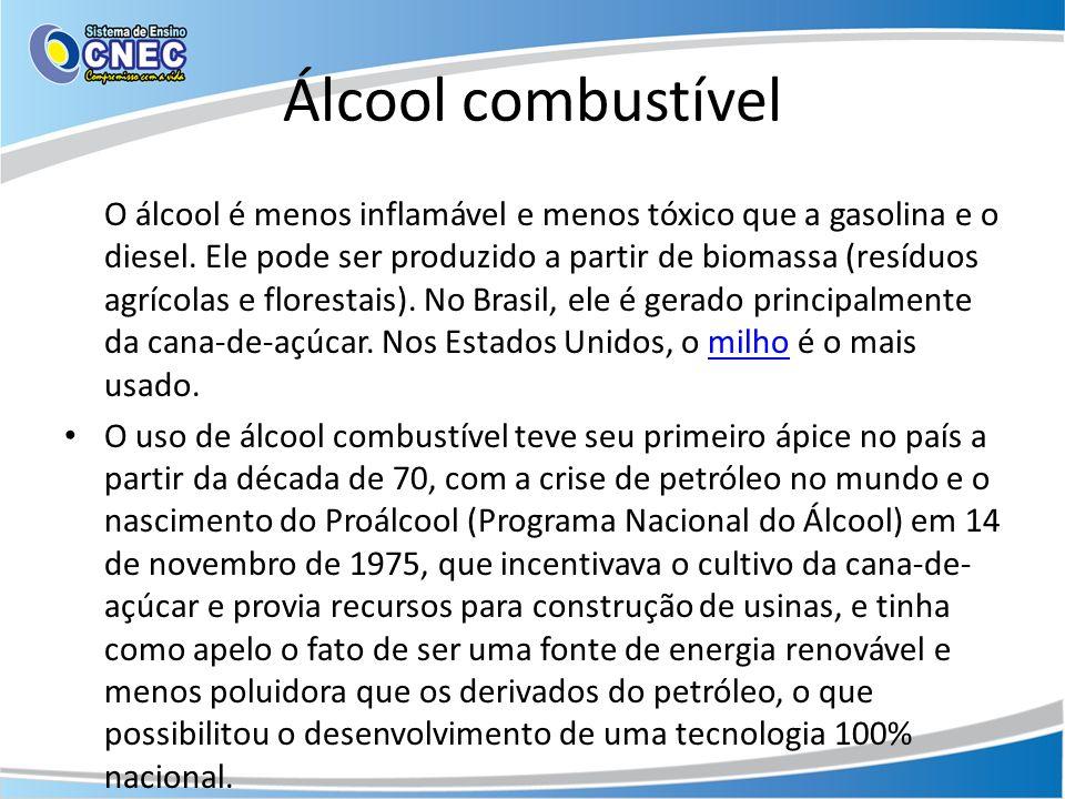 Álcool combustível