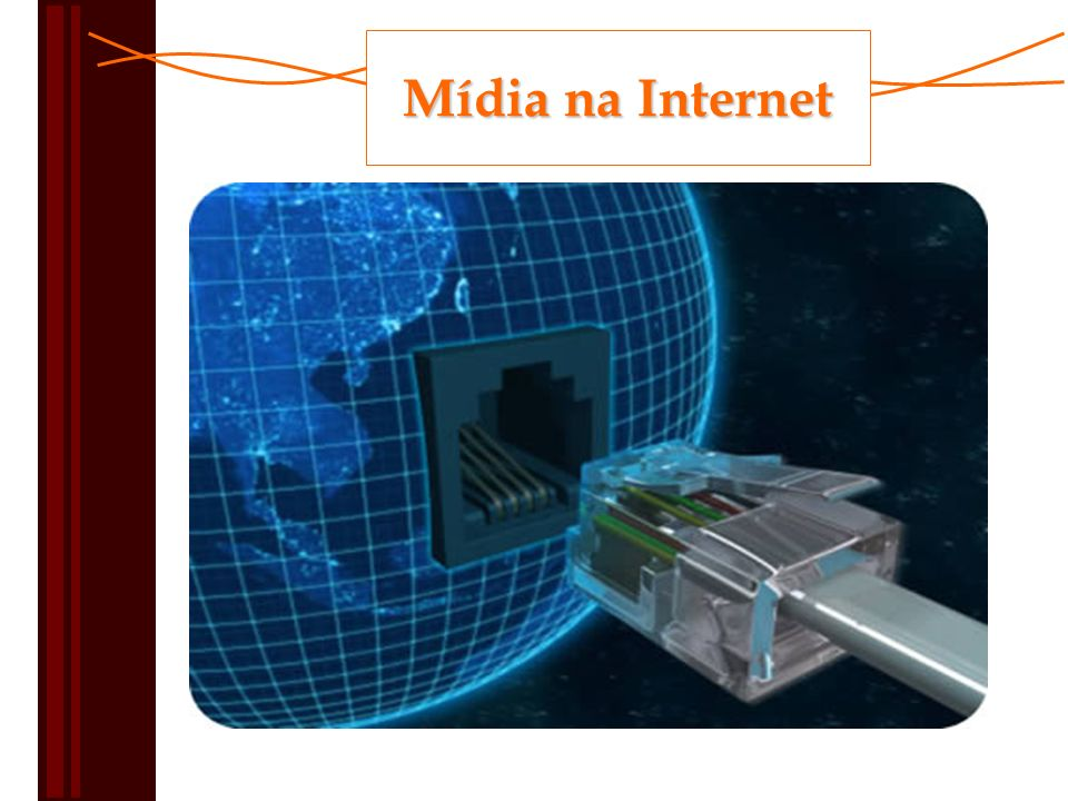 Mídia na Internet