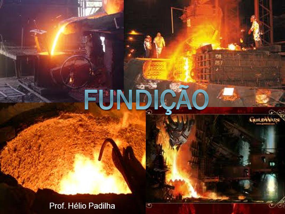Fundição Prof. Hélio Padilha