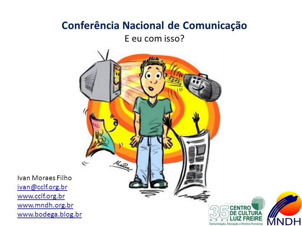 Conferência Nacional de Comunicação