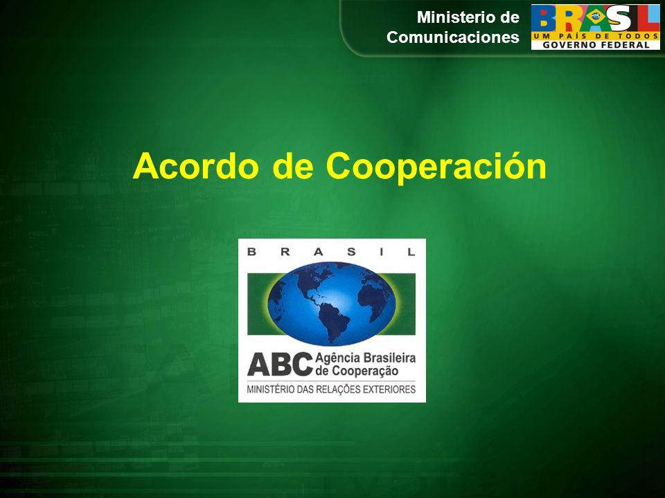 Acordo de Cooperación