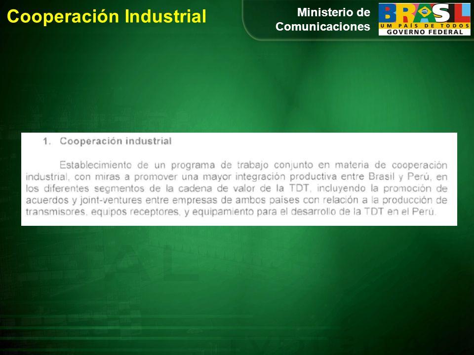 Cooperación Industrial