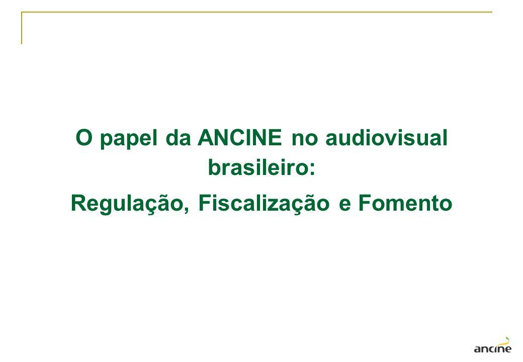 O papel da ANCINE no audiovisual brasileiro: