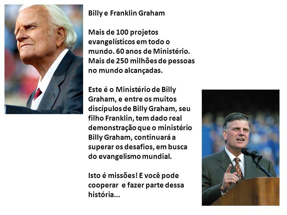 Billy e Franklin Graham