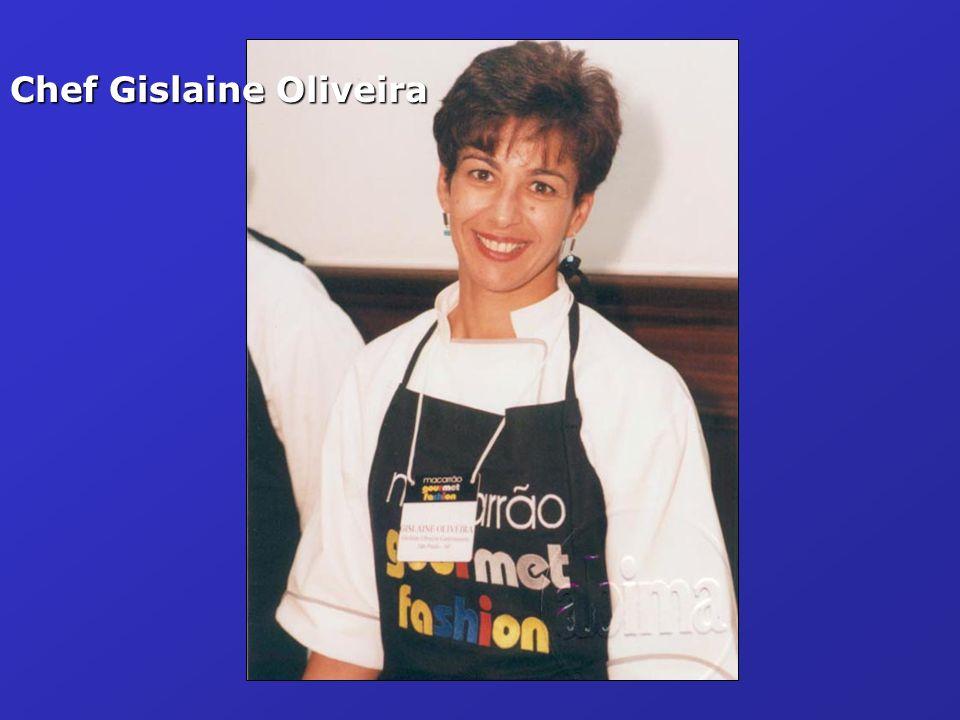 Chef Gislaine Oliveira