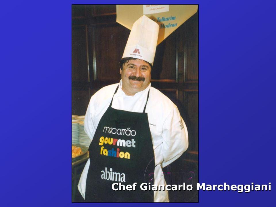 Chef Giancarlo Marcheggiani