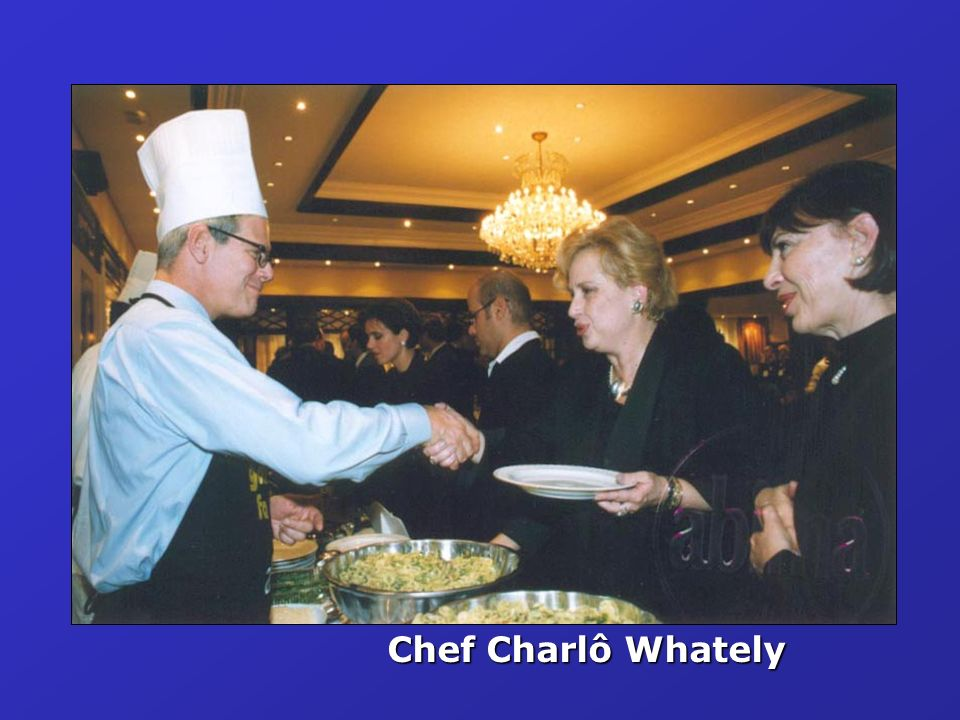 Chef Charlô Whately