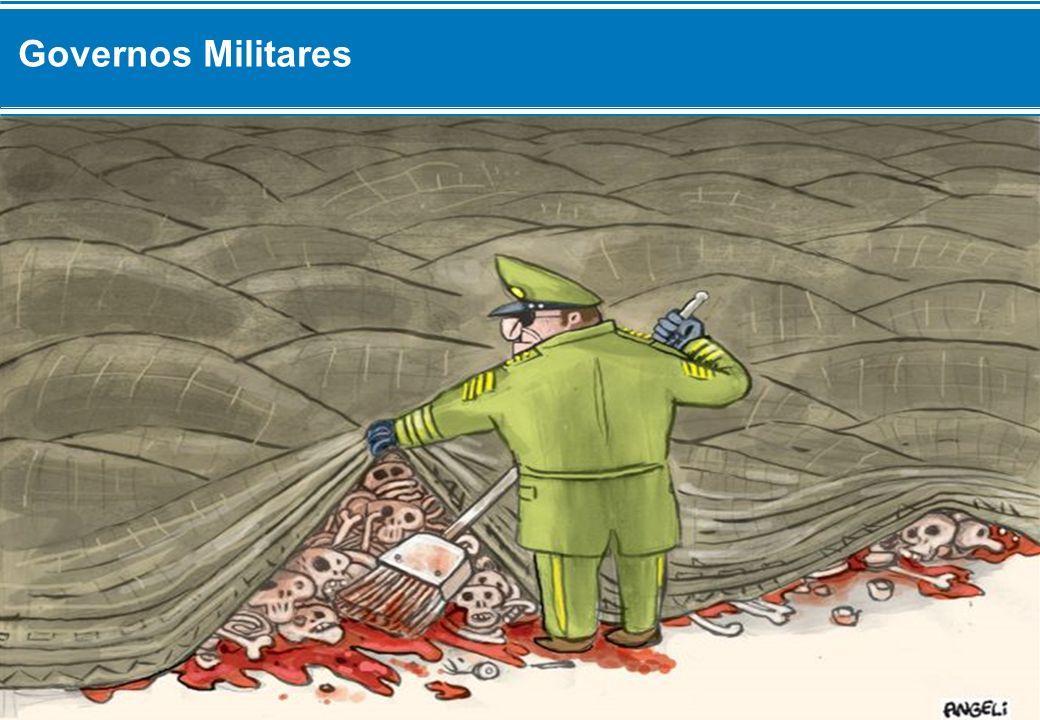 Governos Militares