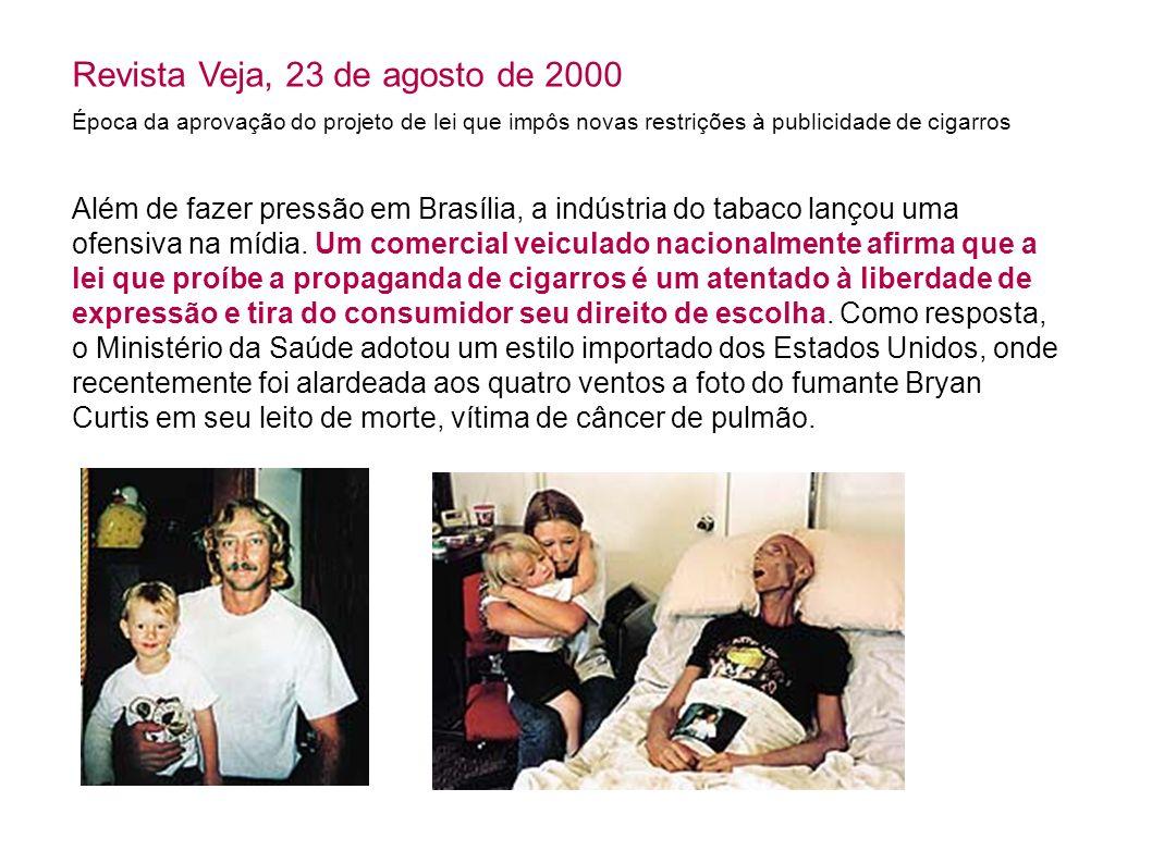 Revista Veja, 23 de agosto de 2000
