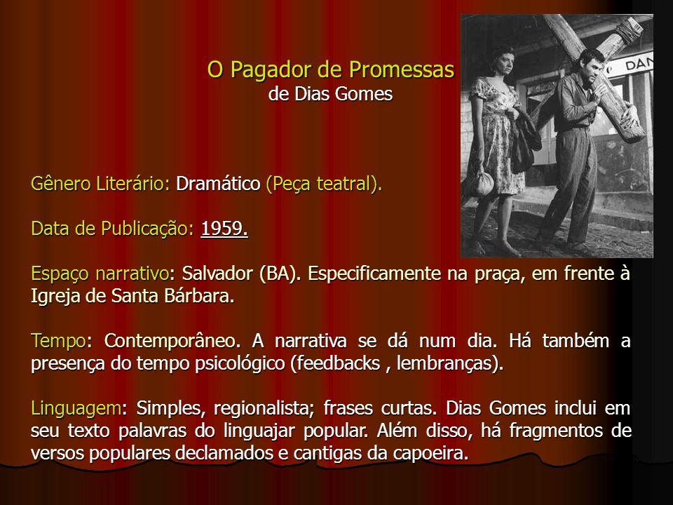 O Pagador de Promessas de Dias Gomes