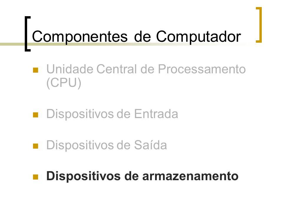 Componentes de Computador
