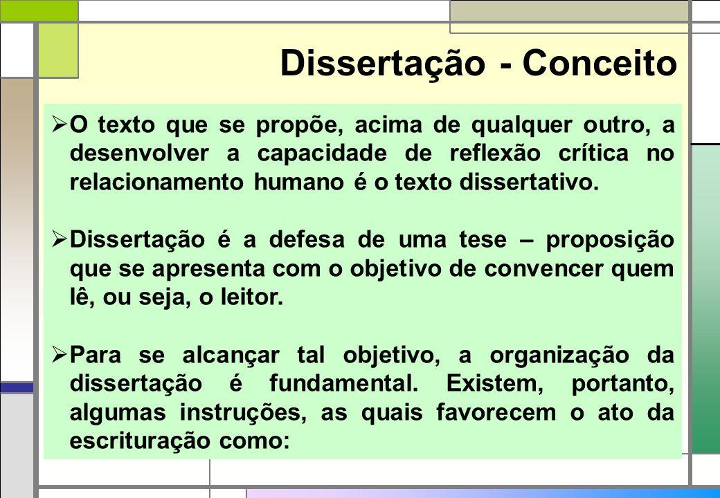 Dissertação - Conceito
