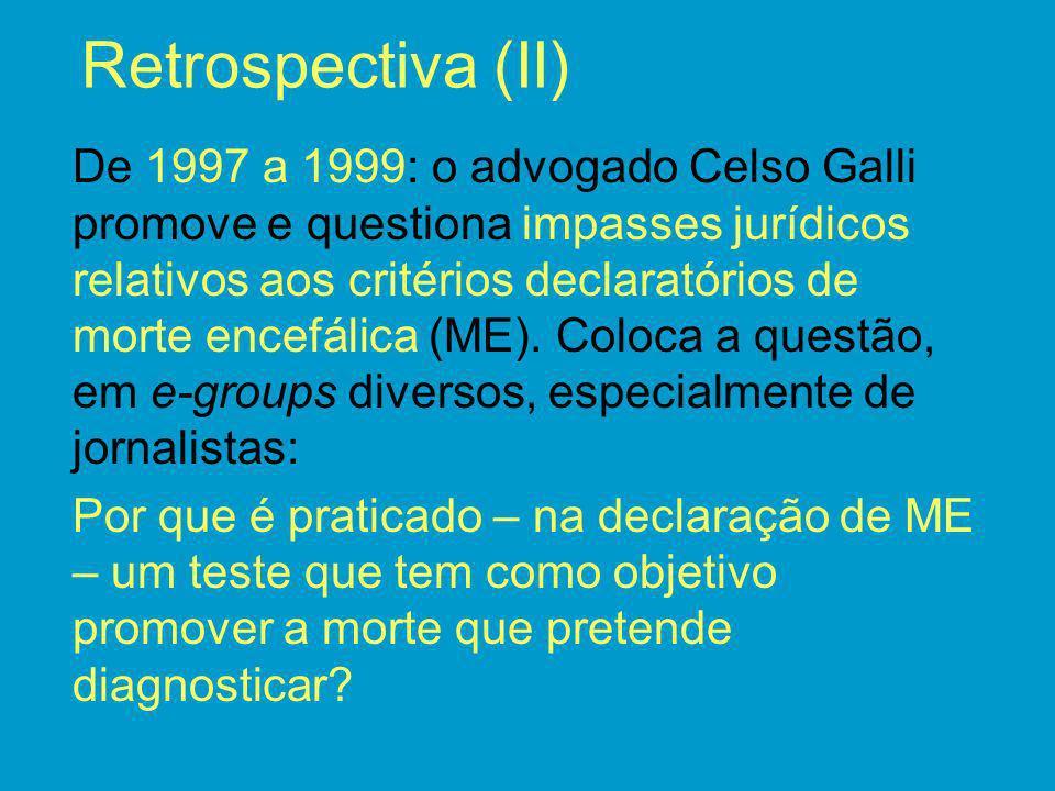 Retrospectiva (II)