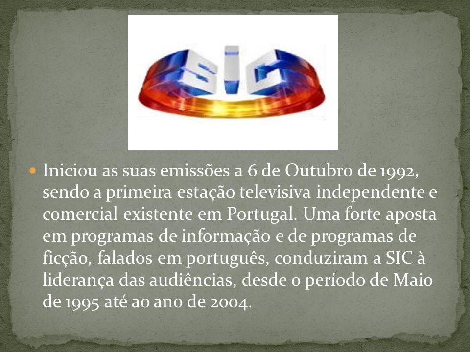 Iniciou as suas emissões a 6 de Outubro de 1992, sendo a primeira estação televisiva independente e comercial existente em Portugal.