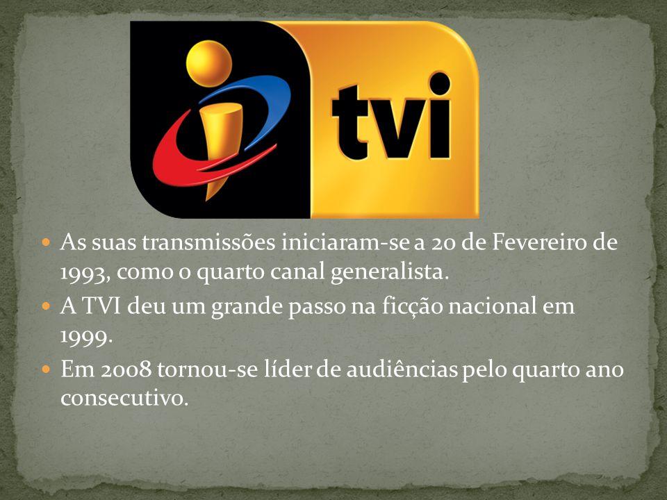 As suas transmissões iniciaram-se a 20 de Fevereiro de 1993, como o quarto canal generalista.