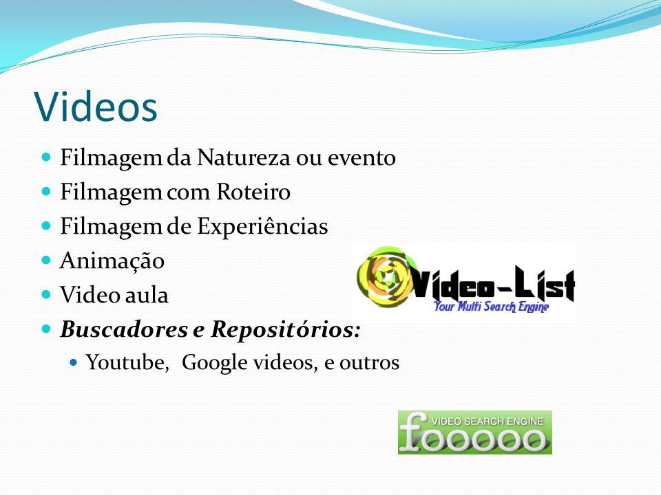Videos Filmagem da Natureza ou evento Filmagem com Roteiro