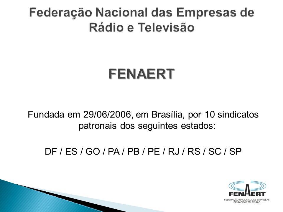 Federação Nacional das Empresas de Rádio e Televisão FENAERT