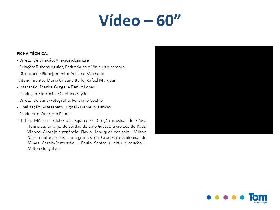 Vídeo – 60
