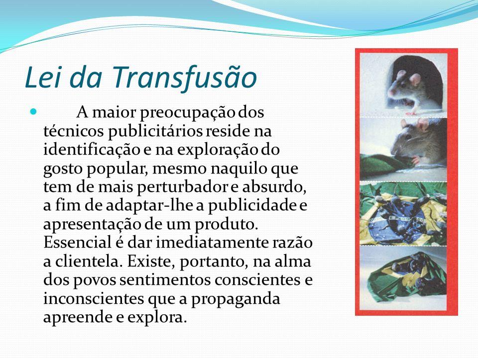 Lei da Transfusão
