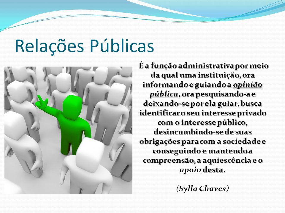 Relações Públicas (Sylla Chaves)