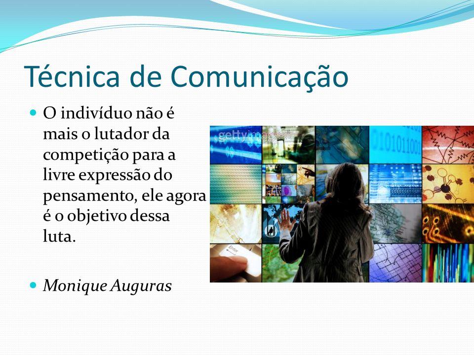 Técnica de Comunicação
