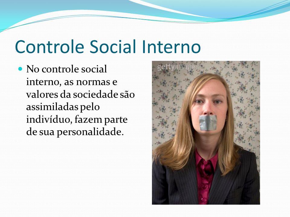 Controle Social Interno