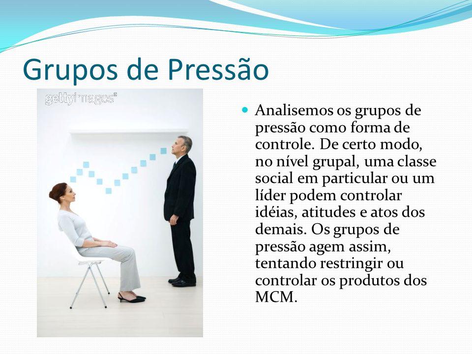 Grupos de Pressão