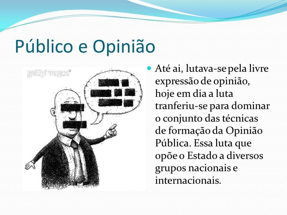 Público e Opinião