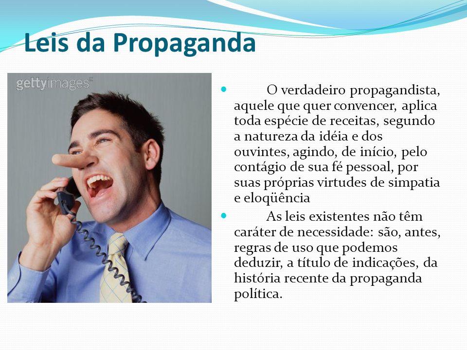 Leis da Propaganda