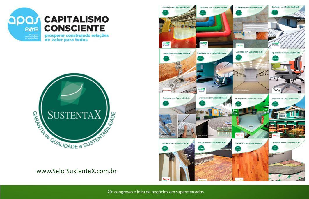 www.Selo SustentaX.com.br