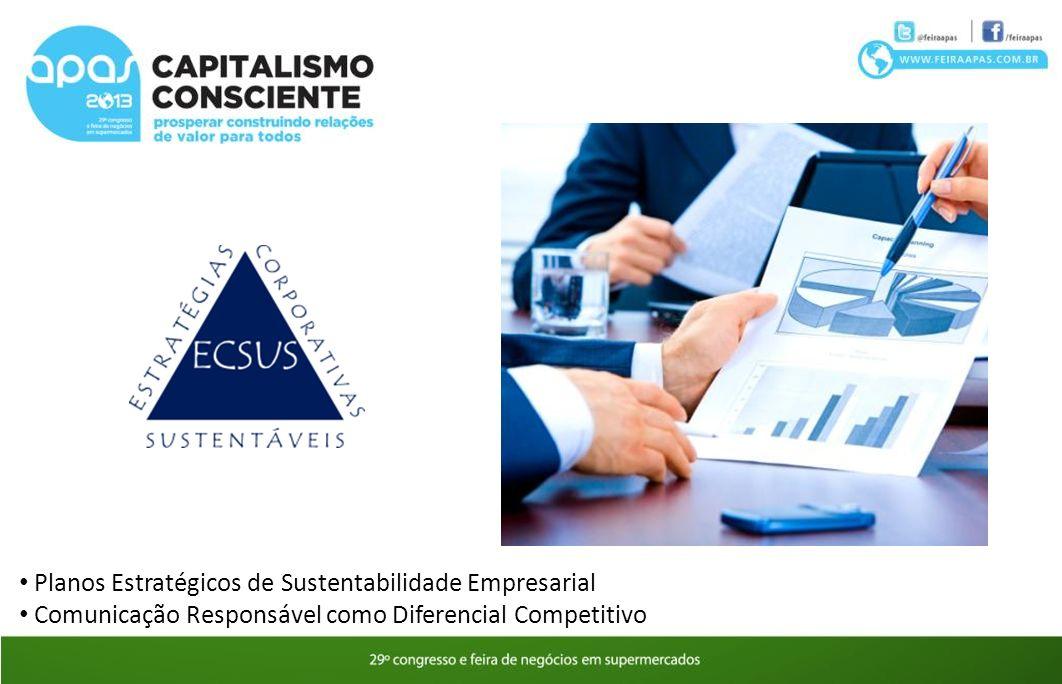 Planos Estratégicos de Sustentabilidade Empresarial