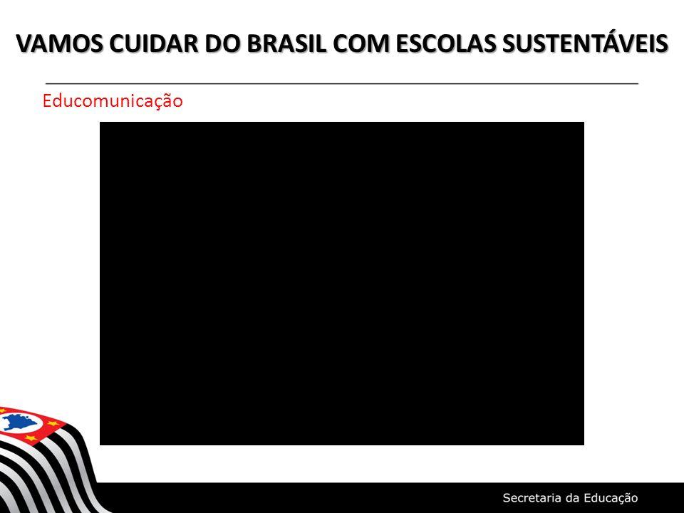 VAMOS CUIDAR DO BRASIL COM ESCOLAS SUSTENTÁVEIS