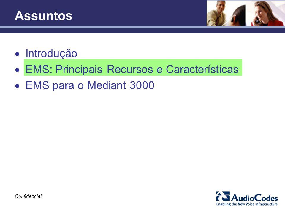 Assuntos Introdução EMS: Principais Recursos e Características