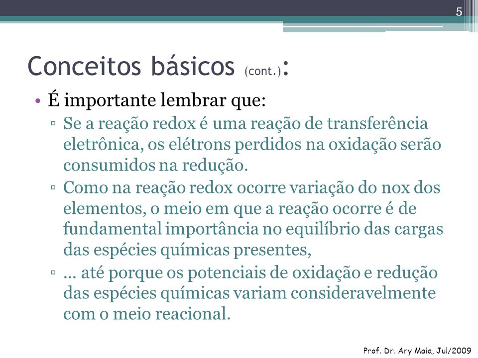 Conceitos básicos (cont.):
