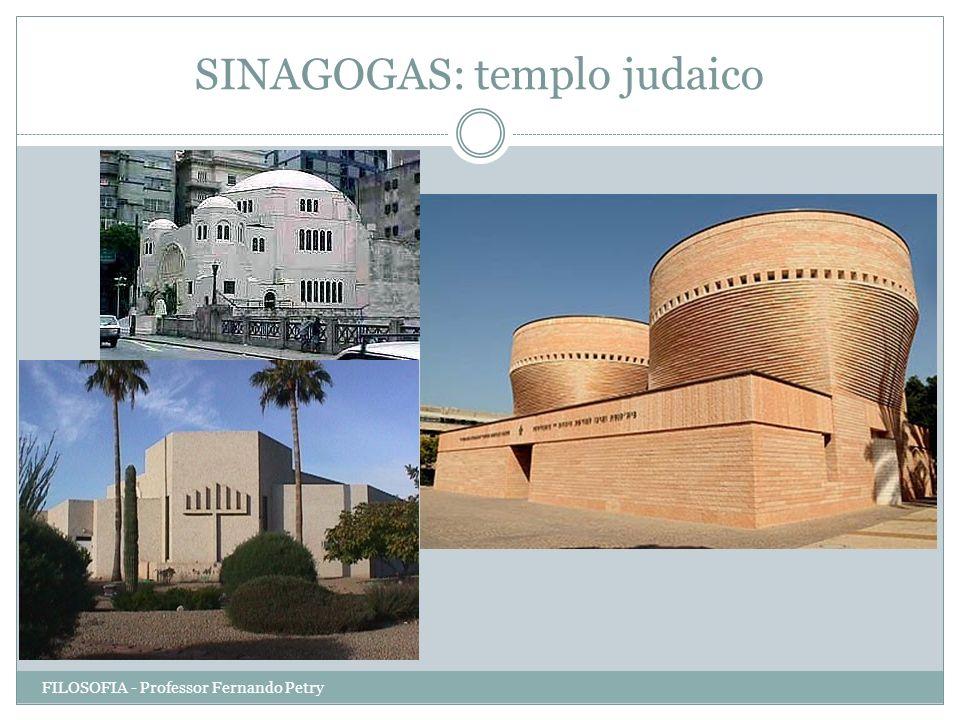 SINAGOGAS: templo judaico