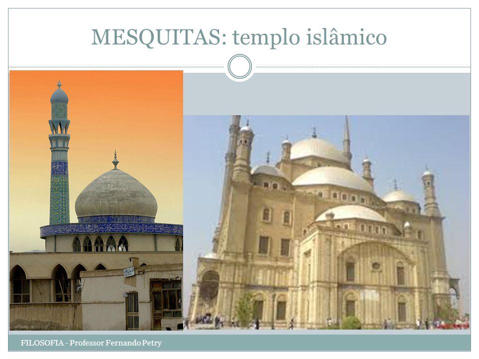 MESQUITAS: templo islâmico